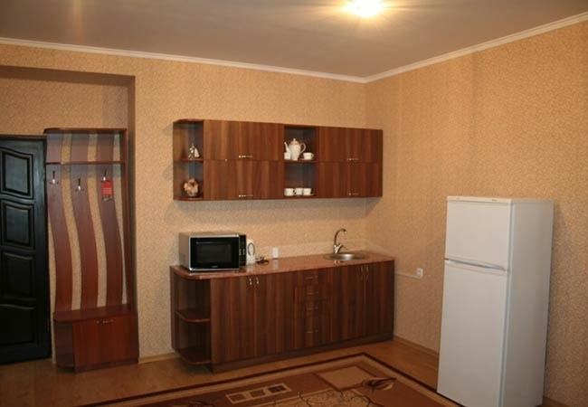Санаторий Подолье Хмельник Фото - Номер Апартаменты 2-комнатные - Кухня.