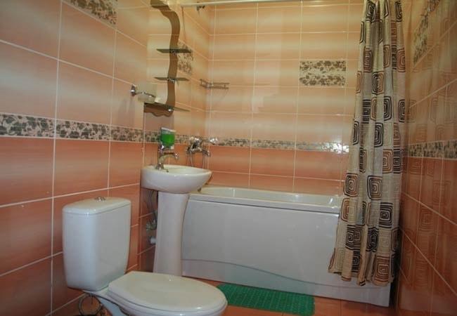 Санаторий Подолье Хмельник Фото - Номер Апартаменты 2-комнатные - Ванная