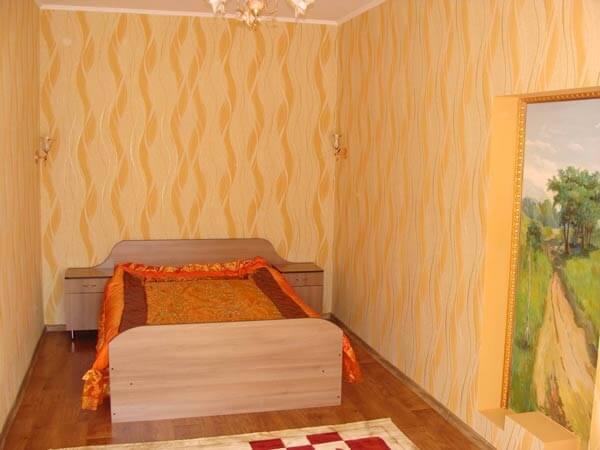 Санаторий МВД Миргород Фото - Номер Люкс - Спальня.