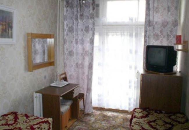 Санаторий Железнодорожников Хмельник Фото - Номера Двухместные - Комната.