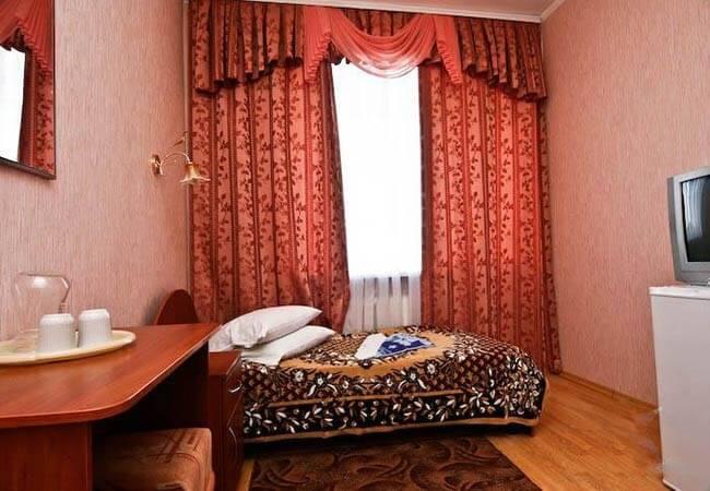 Санаторий Миргород Фото - Номер Двухместный улучшенный - Комната.