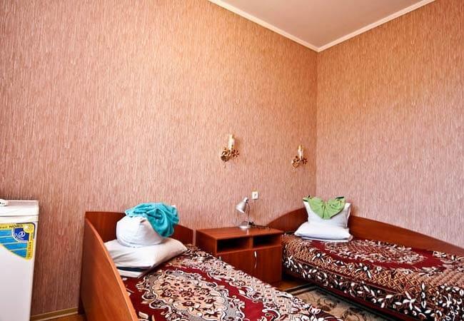 Санаторий Полтава Миргород Фото - Номер Двухместный Стандарт - Кровати.