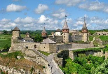 Каменец Подольская Крепость