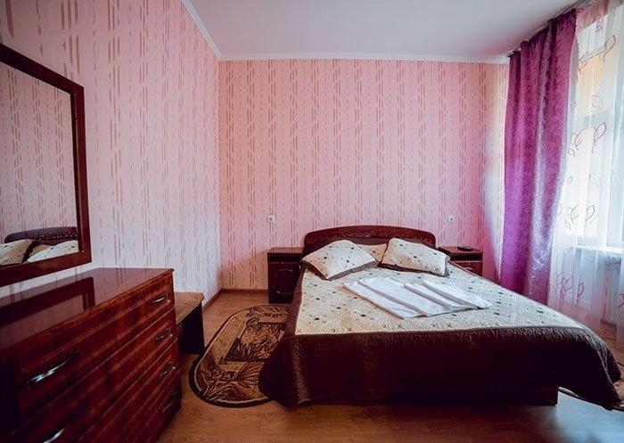 Санаторий подолье - спальня