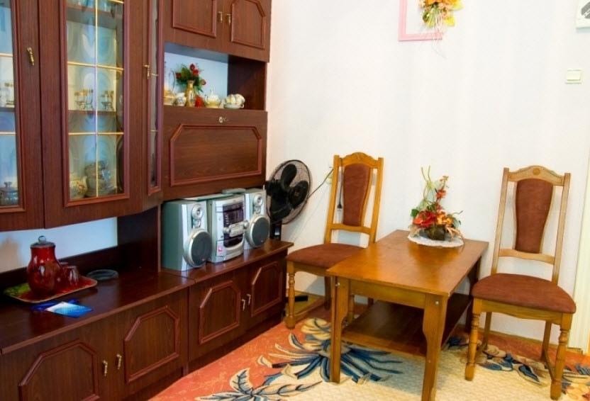 Санаторий Подолье Хмельник Фото - Номер Люкс 2-комнатный (4-й корпус) - Комплектация.