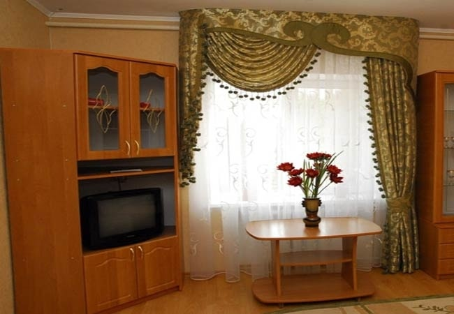Санаторий Хмельник Профсоюзный Фото - Люкс 2-комнатный - Комната.