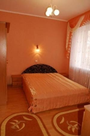 Санаторий Хмельник Профсоюзный Фото - Люкс 2-комнатный - Кровать.