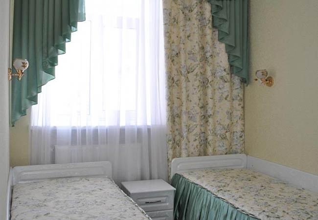 Южный Буг - Спальня