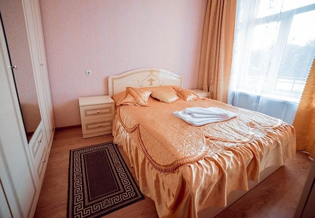 Санаторий Подолье Хмельник Фото - Номер Люкс 1-комнатный - Комната.
