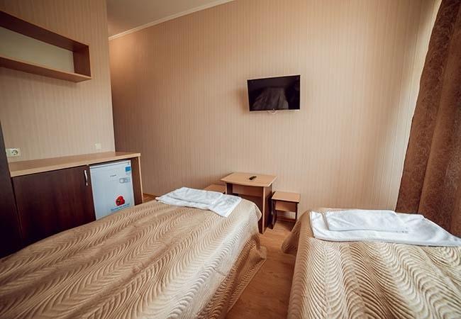 Санаторий Подолье Хмельник Фото - Номер Люкс 1-комнатный - Комплектация Спальни.