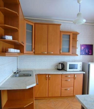 Санаторий Хмельник Профсоюзный Фото - Люкс с кухней 2-комнатный 2-местный - на Кухне.