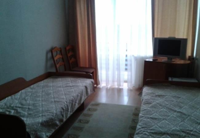 Санаторий имени Гоголя Фото - Номер двухместный стандарт - Комната.