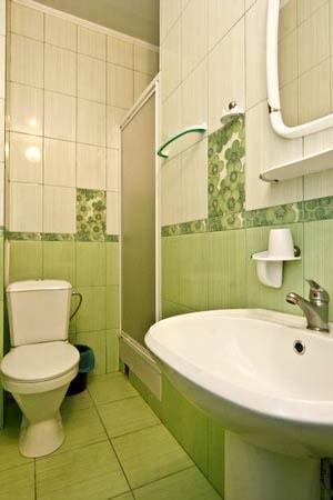 Хорол Однокомнатный номер - Туалет