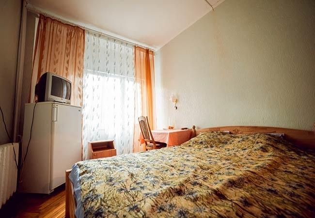 Санаторий Подолье Хмельник Фото - Номер Полулюкс 1-комнатный - Комната.