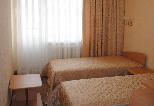 Санаторий Южный Буг Фото - Номер Полулюкс 2-местный - Кровати.