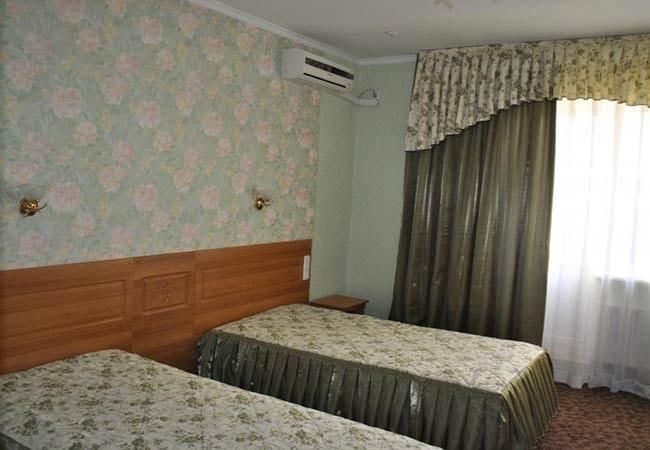 Санаторий Южный Буг Фото - Номер Полулюкс улучшенный - Спальня.