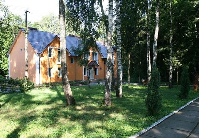 Санаторий Березовый Гай Хмельник Фото - Домики.