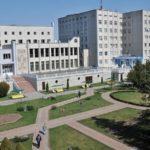 Санаторий Железнодорожников Хмельник Фото - Здание