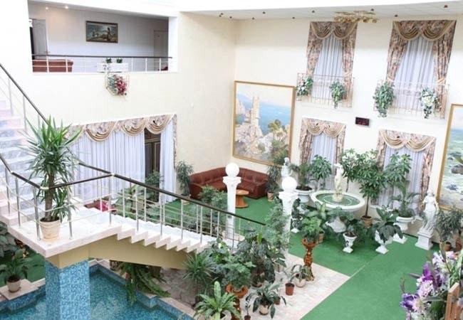 Санаторий Железнодорожников Хмельник Фото - Оранжерея