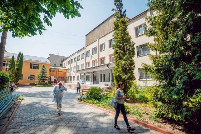Санаторий Премиум Подолье - Курорт Хмельник
