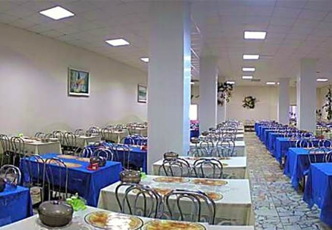 Санаторий Хорол Миргород Фото - Столовая.