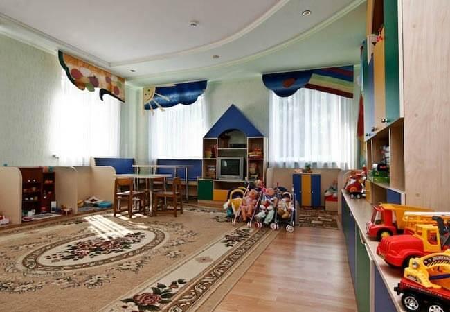 Санаторий Хорол Миргород Фото - Детская Комната.