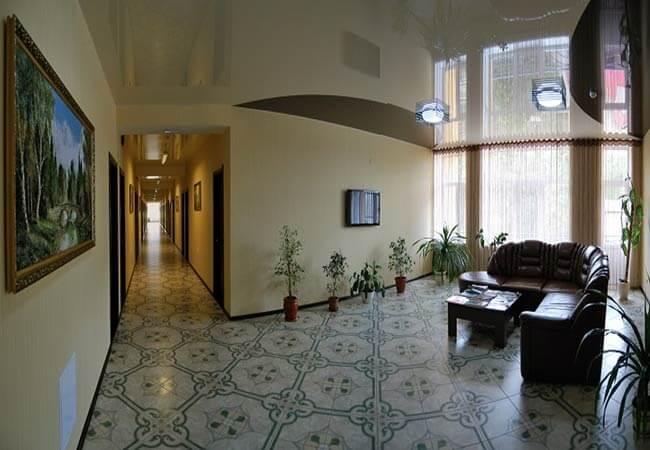 Санаторий Премиум Подолье Фото - В коридоре.