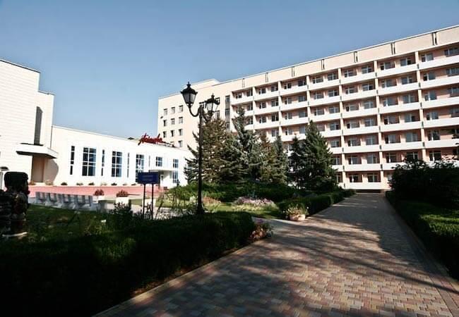 Миргород Полтава - Корпус Фото
