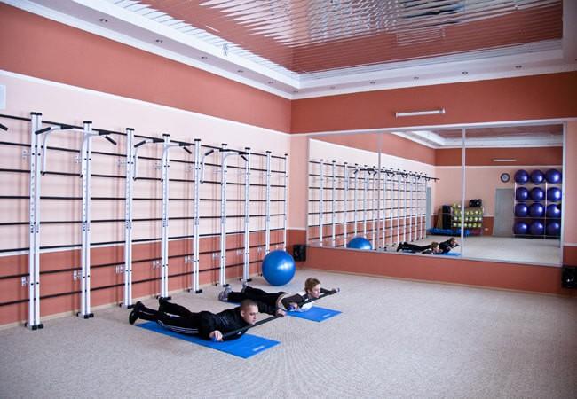 Санаторій Полтава Миргород Фото - Реабилитация.