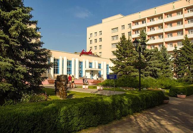 Санаторій Полтава Миргород Фото - Санаторий.
