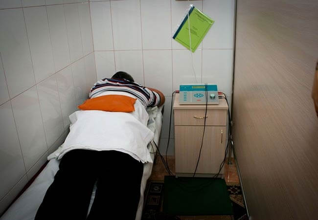 Лечение в Хмельнике Радон