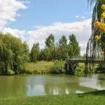 Санаторий Южный Буг Фото - Озеро.
