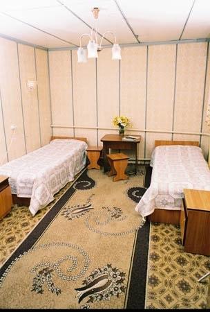 Санаторий Подолье Хмельник Фото - Номер Стандарт 2-местный - Спальня.