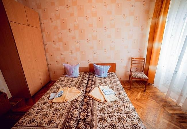 Санаторий Подолье Хмельник Фото - Номер Двухместный Стандарт - Кровать.