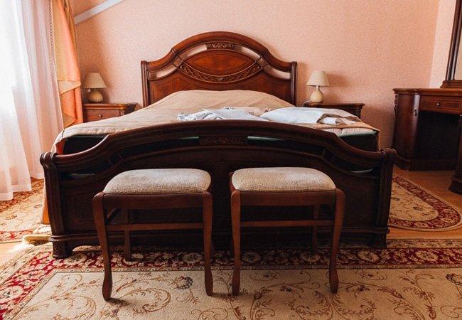 Санаторий радон Хмельник Фото - Номер Стандарт+ Кровать