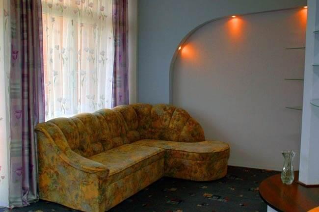 Санаторий МВД Миргород Фото - Номер 3-комнатный люкс - Гостиная.