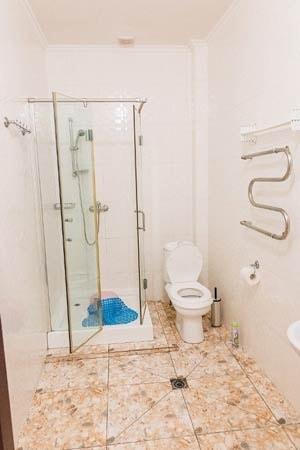 Санаторий радон Хмельник Фото - Номер Twin Корпус 1 - Ванная