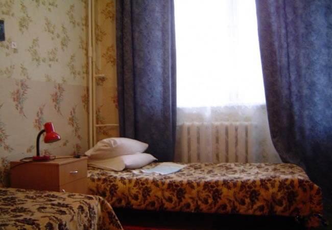 Березовый Гай Миргород Фото - Номер Эконом 2-местный - Кровать.