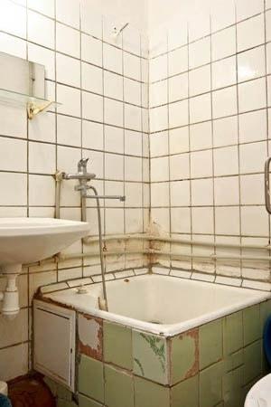 Березовый Гай Миргород Фото - Номер Эконом 1-местный - Санузел.