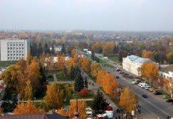 Миргород Осенью