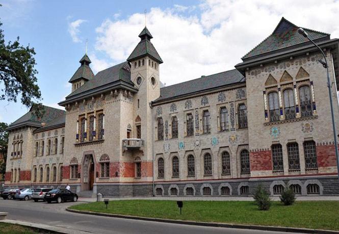 Музей в Полтаве.