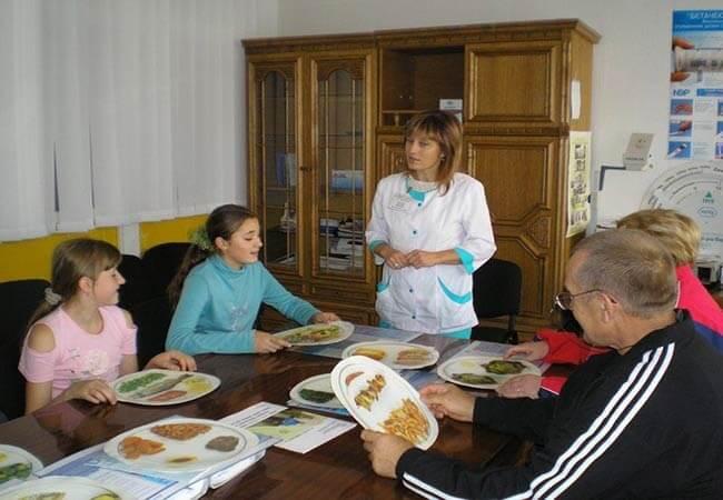 Березовый Гай Миргород Фото - Дети.