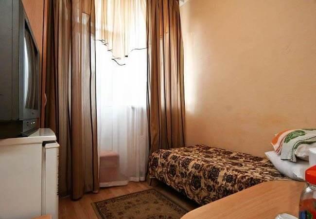 Березовый Гай Миргород Фото - Номер Стандарт 1-местный - Комната.