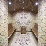 Отель Три Сына и Дочка 5* Фото - сауна в СПА
