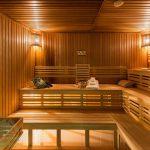 Отель Три Сына и Дочка 5* Фото - Финская сауна