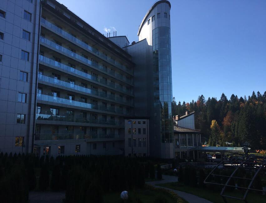 Отель Три Сына и Дочка 5* Фото - Часть отеля.