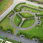 Отель Три Сына и Дочка 5* Фото - Вид с воздуха