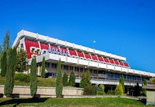 Трускавецкий Вокзал