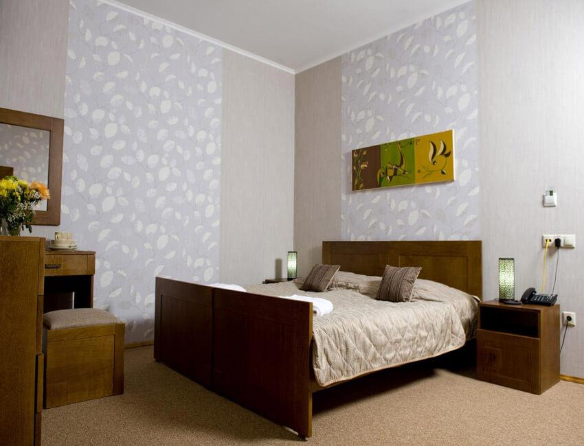 Таор Карпаты Сходница Фото - Номер двухместный - Спальня.