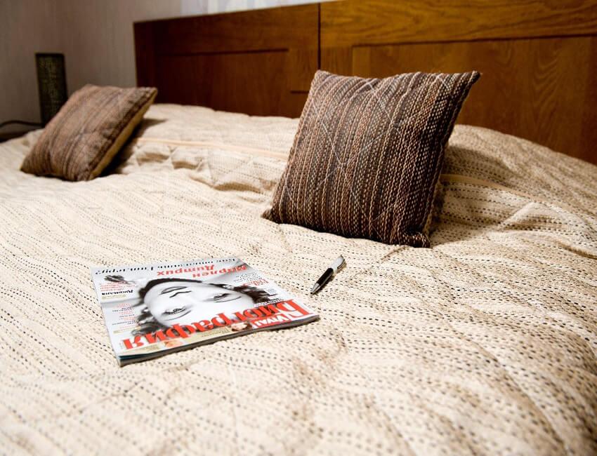 Таор Карпаты Сходница Фото - Номер двухместный - Кровать.